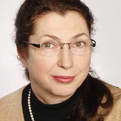 Dozentin Brigitte Bürse