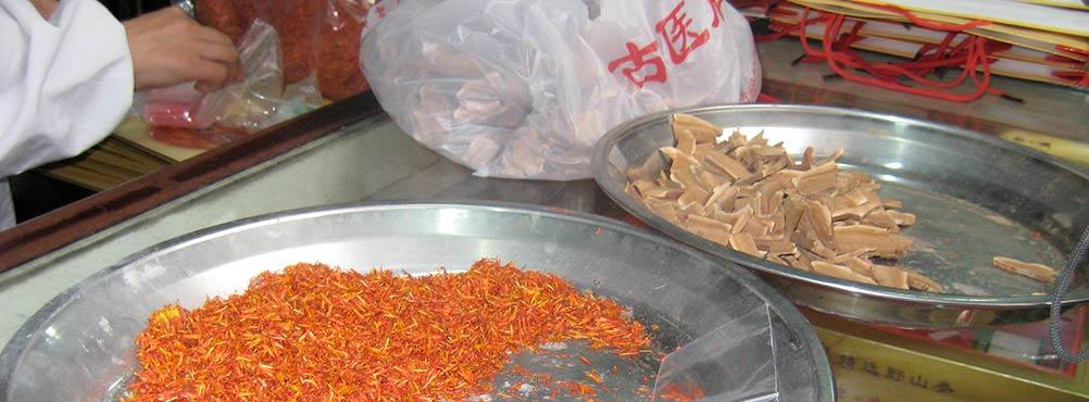 Aufbaukurs Chinesische Kräuterheilkunde