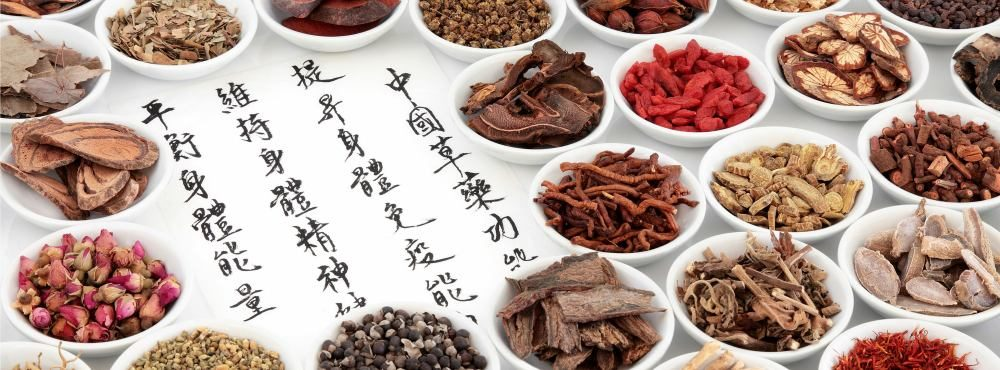 Chinesische Kraeuterrezepturen