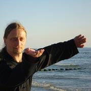 Heilpraktiker Jens Behren beim Dao-Taiji
