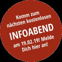 Button Infoabend Heilpraktiker-Ausbildung