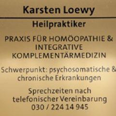 Heilpraktiker Karsten Loewy