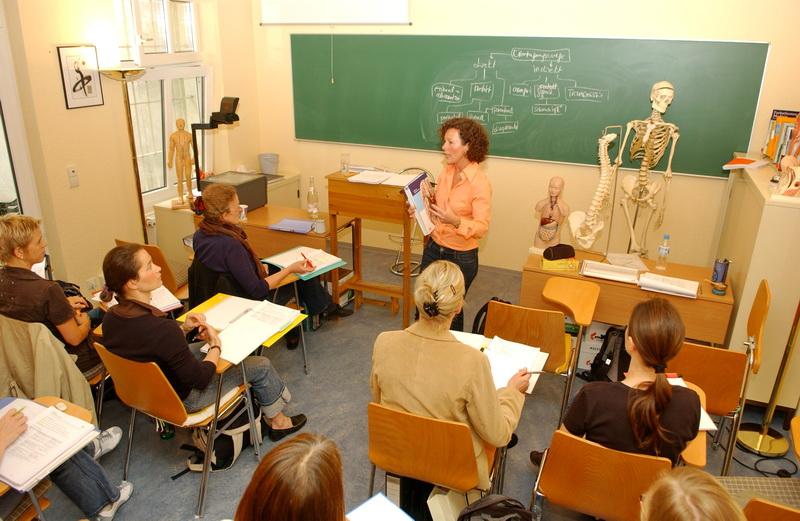 Heilpraktikerschule Unterricht