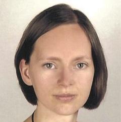 Dozentin Bianca Peters