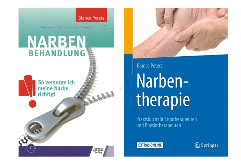 Narbentherapie Bücher